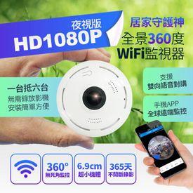 1080P360度環景監視器