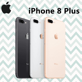 iphone 8+智慧手機系列