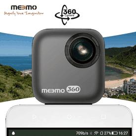 Meemo360度方形全景鏡頭